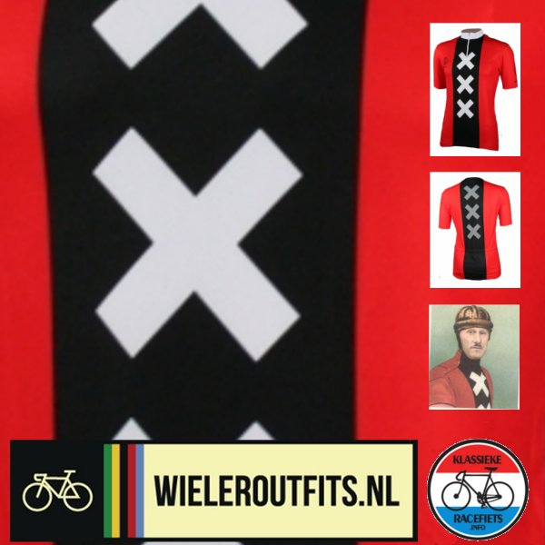 Amsterdam_wielershirt
