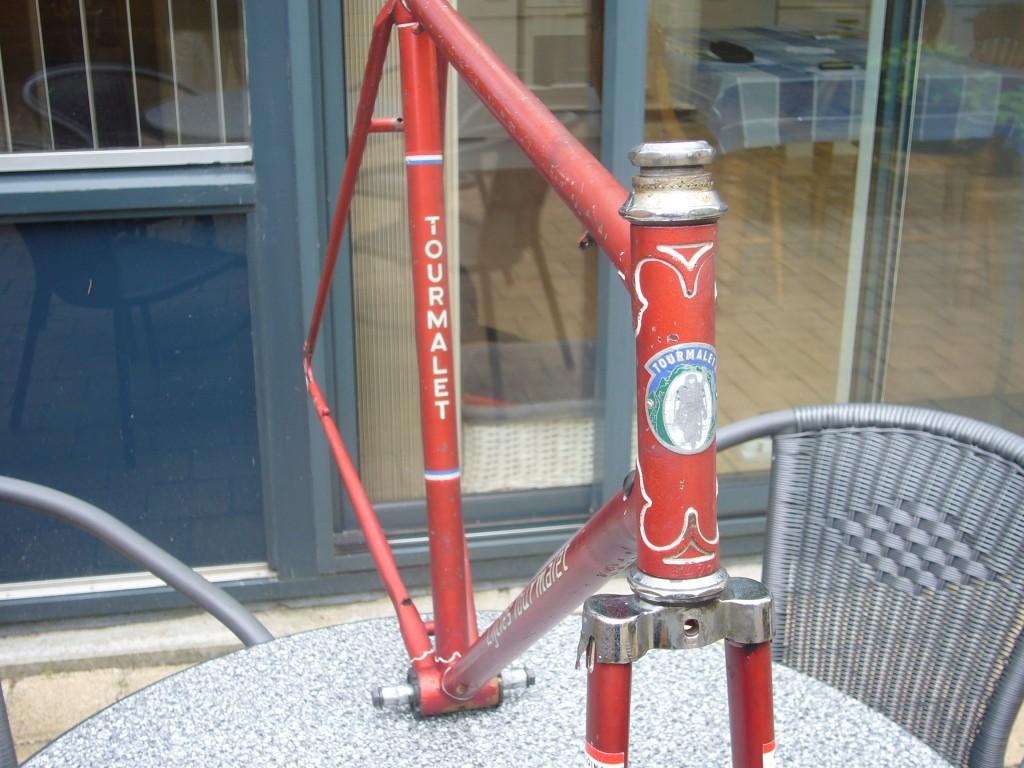Cycles Tourmalet van Rutger